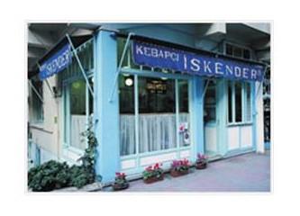 İskender Kebabın Mabedi: Mavi Dükkan