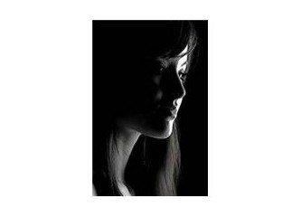 Siyah beyaz bir fotoğraf