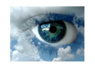 Yüreğimde ışıldayacak bir çift mavi göz