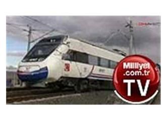 Hızlı Tren ilk kazasını yaptı. FLAŞ... FLAŞ... FLAŞ...