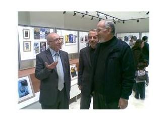 Mehmet Kapçak'ın Dicle Üniversitesi Güzel Sanatlar Galerisi'ndeki sergisi ilgi odağı oldu.