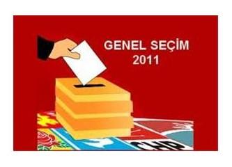 Seçim 2011 yazıları / 1