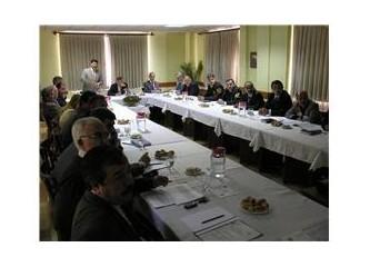 Mersin'de orman yangınlarıyla mücadele komisyon toplantısı yapıldı