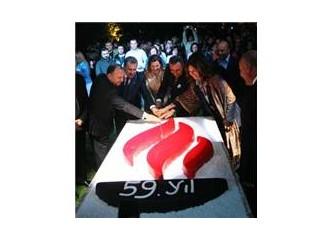 Milliyet Gazetesinin 59. kuruluş yıldönümü kutlu olsun