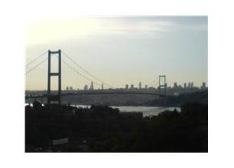 İstanbul'da boğaz keyfi !