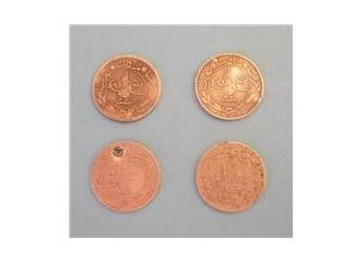 Eski Osmanlı paraları