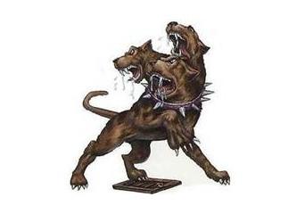 Köpeklere Masallar ''Kerberos - 3 Başlı Köpek''