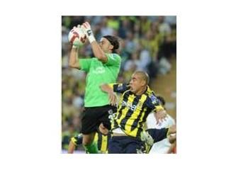 Kaleci Onur, Fenerbahçe'ye geçit vermedi...