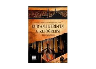 Tasavvufi Batıni Ezoterik Öğretilere Göre Kuran-ı Kerim'in Gizli Öğretisi