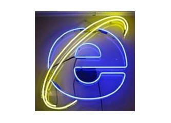 İnternet Explorer 7'de güvenlik açığı...