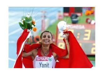 Nevin Yanıt: 100 engellide 2010 Avrupa Şampiyonu..