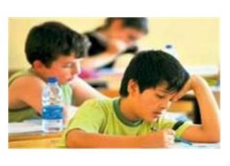 2009 SBS ve diğer MEB sınavları