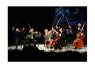 Antalya; Moskova Virtüozleri, Vladimir Spivakov ve Olga Kern ile Oda Müziği'nin tadına vardı