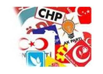 Seçim adaylıkları ve partilerin duruşu