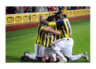 İpi Fenerbahçe göğüsledi