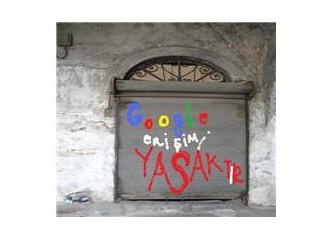 Google da yasaklandı