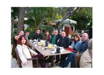 Paşalimanı Cafe'de Bir İstanbul günü...