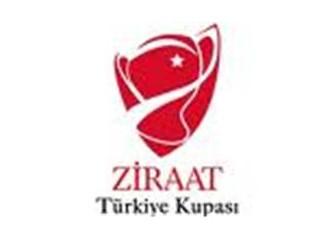 Ziraat Türkiye Kupası eşleşmeleri belli oldu.