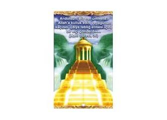 İncil'deki 'su testisi taşıyan adam' Hz.Mehdi'ye işaret etmektedir