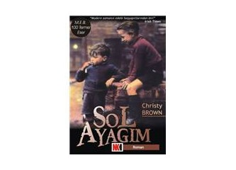 Sol Ayağım / Christy Brown