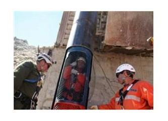 Madenciler, Şili'de yerüstüne diri çıkarıldı, bizde yeraltında ölü kaldı!...
