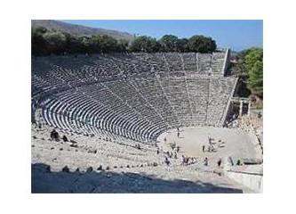 Sanat Hazineleri (Epidauros Tiyatrosu)