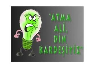 """""""Atma Ali Din Kardeşiyiz"""""""