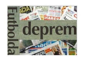 Futbolda Şike İddiası, Gazete Başlıklarına Nasıl Yansıdı?