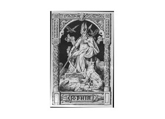 İskandinav Mitolojisi, Odin ve Thor