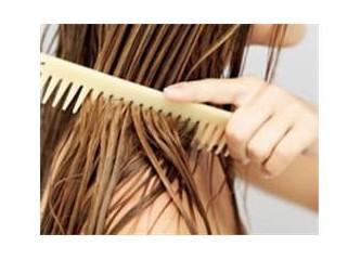Sağlıklı ve güzel saçlar için