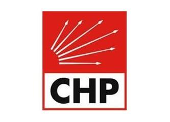 Yerinde yeller esen CHP Kadın Kolları!