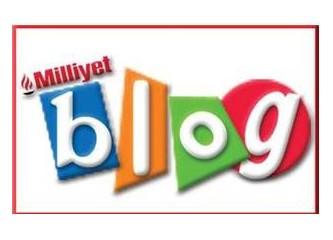 Hafta sonu Milliyet Blog Eki çıksın
