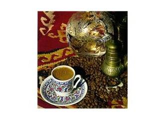 Türk Kahvesi kültürümüz