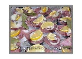 Fırında Palamut Balığı nasıl yapılır