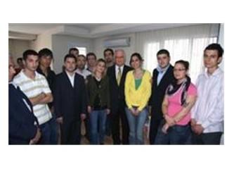 Mezitli CHP İlçe Teşkilatından tüm Türkiye'ye örnek çalışma