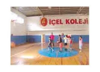 İçel Koleji, Mersin'de geleceğin sporcularını yetiştiriyor...