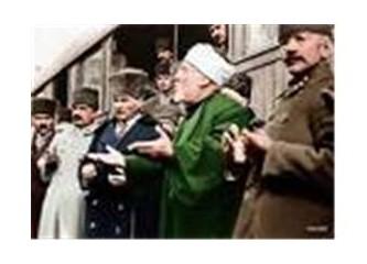 Atatürk'ün dine bakış açısı...