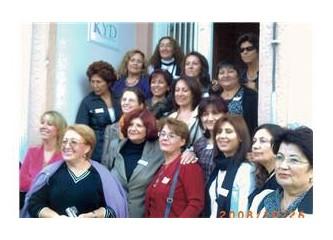 İzmir'den anlamlı bir ses: Kadın Yazarlar Derneği