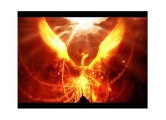 Zümrüd-ü Anka(Simurg), ruhun yücelmesi ve yaşarken yeniden doğuş