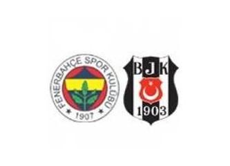 Fenerbahçe Beşiktaş maçı ne olur?