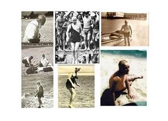 Başbakanımız tatilde denize giriyor mu?