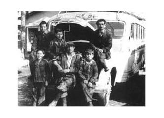 Otobüs, Otogar, Ayşe Arman ve Kartal