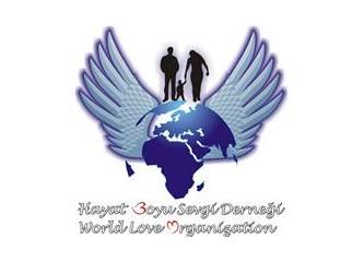 Dünya Sevgi Örgütü (World Love Organızatıon) basın açıklaması