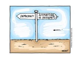 İleri Demokrasi Ne Demek?