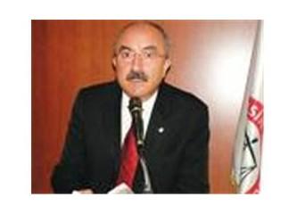Mersin Barosu Başkanı Özel ''Herkes yargıya müdahale etmesin''