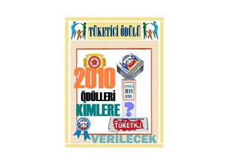 """""""Tükorder"""" Tarafından Belirlenen 2010 Yılı Tüketici Haklarında Ödül Alanlar ve Kara Listedekiler"""