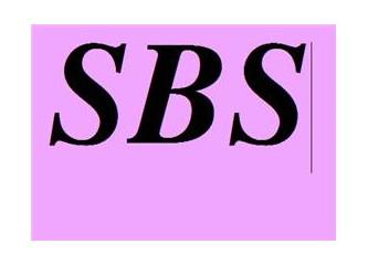 SBS, genel liseler olmayacağına göre, tümden kaldırılmalıdır
