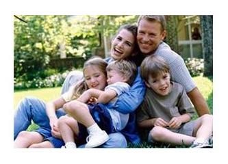 Aile, çocuk ve güzel ahlak