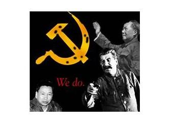 Komünizm Türkiye'de asla hakim olamayacak!