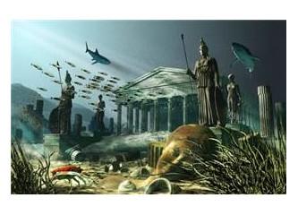 Egosuna yenik düşen bir uygarlık: Atlantis